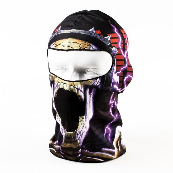 Fashion Full Face Mask Motorcycle Ski Balaclava Sports Snood Motor Bike Mask Cover Cap
