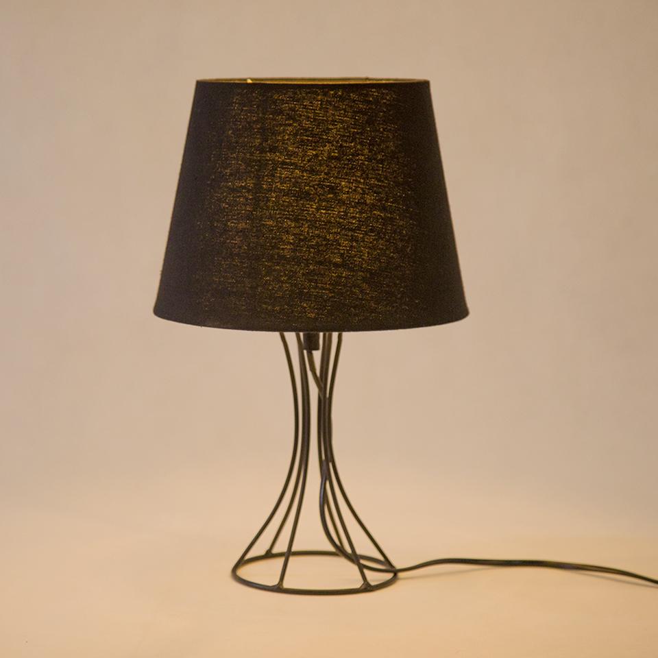 Black iron table lamp - Euro Style Led Black Table Lamp Iron Lamp Holder Desk Lamp Reading Lamp Night Lighting For