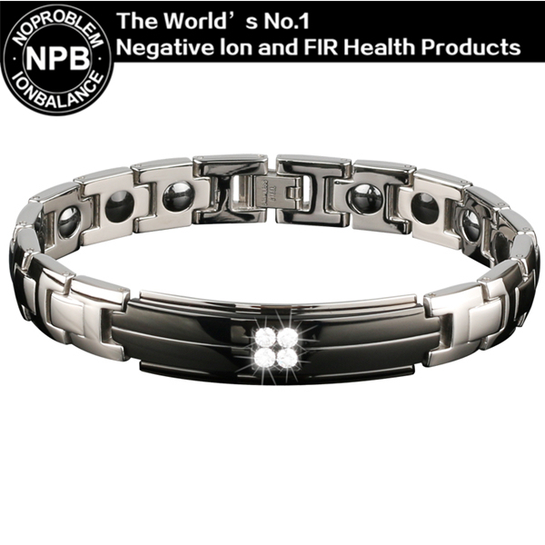 День отца подарок P091 Noproblem турмалин баланс иона диапазон мощности терапии магнитной ...