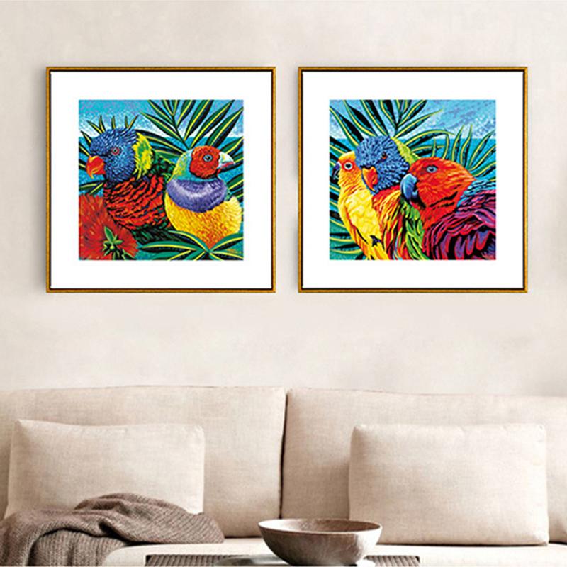 Landschap tropische koop goedkope landschap tropische loten van chinese landschap tropische - Trend schilderij slaapkamer ...