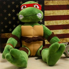40cm Big Size the Teenage Mutant Ninja Turtles Movies & TV Toys & Hobbies TMNT(China (Mainland))