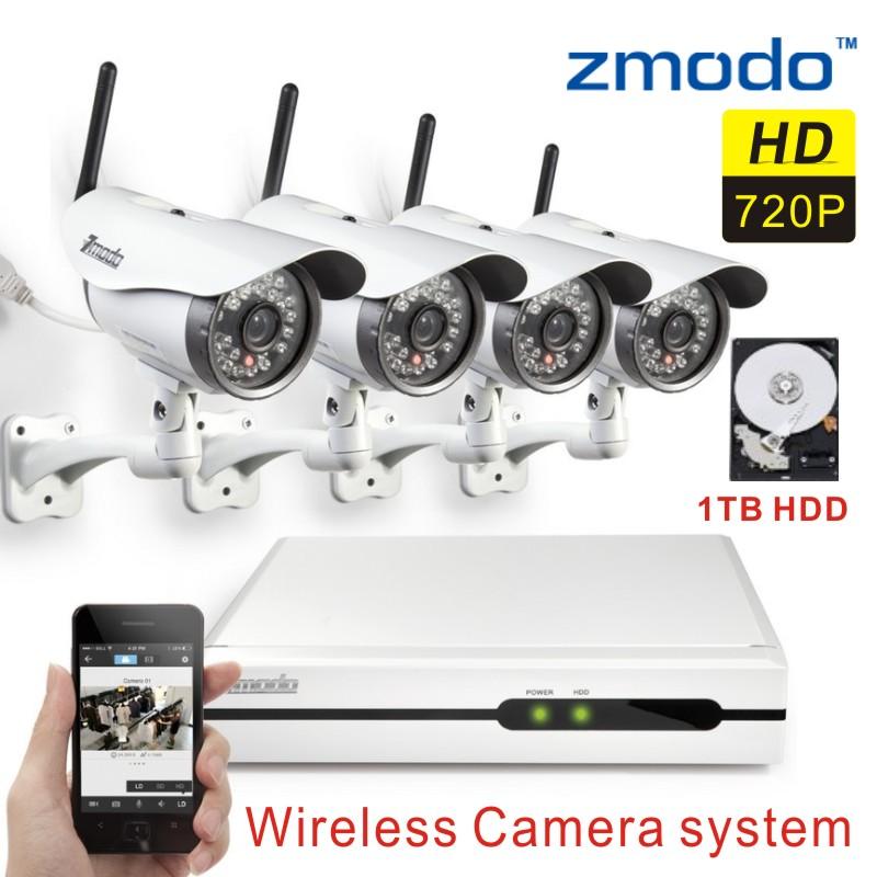 Aliexpress.com : Buy Zmodo Wireless Security IP Camera ...