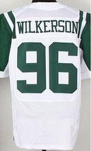 Wholesale Authentic #15 Brandon Marshall #24 Darrelle Revis #7Geno Smith Elite Football Jersey(China (Mainland))