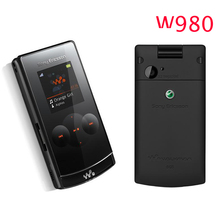 Original Sony Ericsson W980 Mobile Phone Bluetooth 3.15MP Unlocked 3G W980i Cellphone