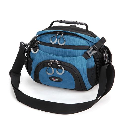 2014 Coress outdoor photoshot waist pack slr digital camera bag one shoulder double-shoulder ride bag handbag<br><br>Aliexpress