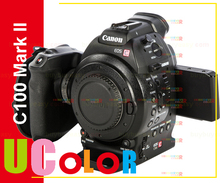Genuine New  Canon EOS C100 MK II Cinema EOS Camera with Dual Pixel CMOS AF - Body Only(Hong Kong)