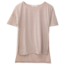Buy Women Clothes T-Shirts Loose Cotton Tops T Shirt Big Size Fashion Women Ladies Clothing Summer Short Sleeve Shirt Casual for $4.63 in AliExpress store