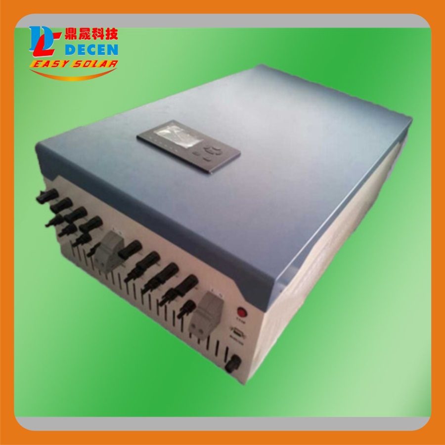 5KW On-Off Grid Tie Anti-overflow Hybrid Solar Inverter,Output Pure Sine ,Grid System And Off-Grid System Automatically Switch(China (Mainland))
