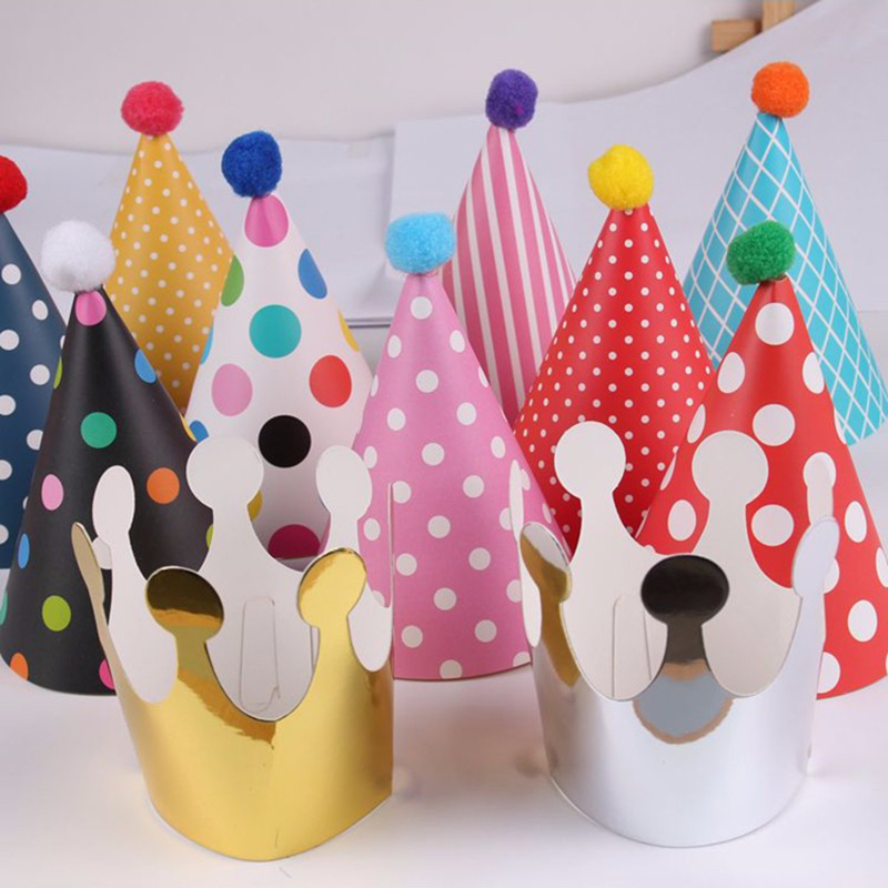 Popular christmas paper crowns buy cheap christmas paper for Christmas crown decoration