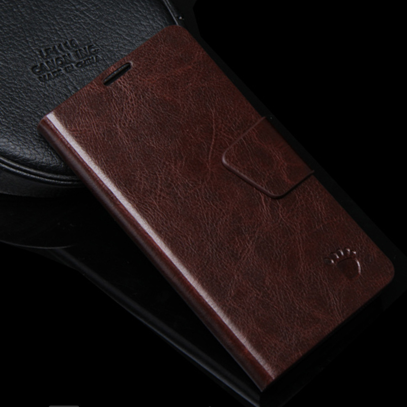 1pcs/lot,Free shipping,Flip Genuine Leather Case Cell Phone Cover for Lenovo S650 S658t cases with stand Function(China (Mainland))
