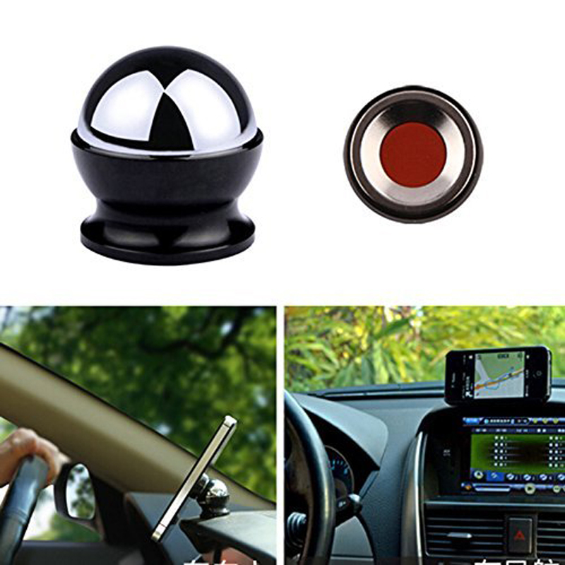 Arrivals Universal 360 Degree Rotating Magnetic Ball Car Mount Kit Holder Fly Highscreen Mini Phone - Guangzhou Chnlan Trading Co.,Ltd store