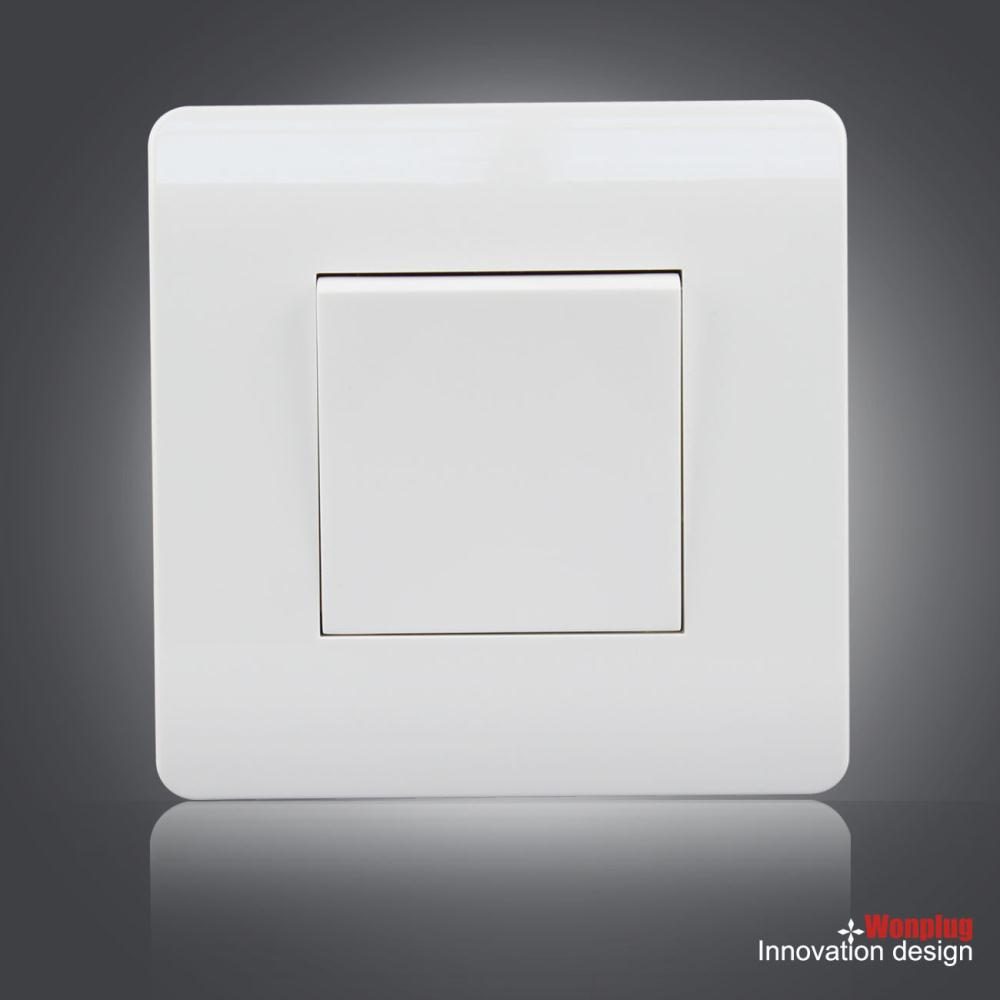Household 86 panel switch socket Switch to a wall socket The ground socket<br><br>Aliexpress