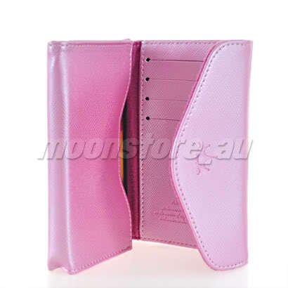 NEW WALLET CREDIT ID CARD FLIP LEATHER POUCH CASE COVER FOR SONY ERICSSON XPERIA X10 FREE SHIPPING(China (Mainland))