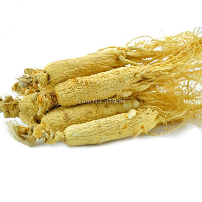 Top quality Ginseng root packed by gift 250g/box(Vacuum bag) picking from mountain for health care food