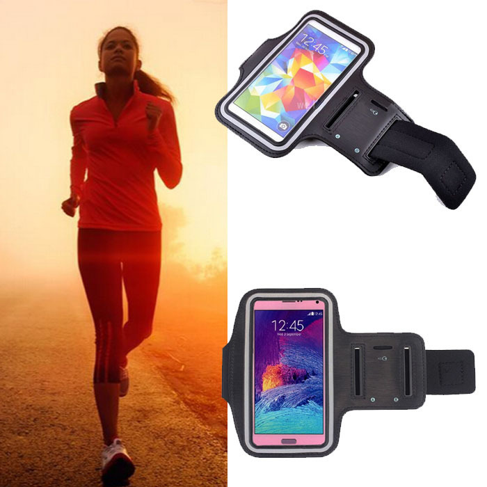 New Fashion Waterproof Accessory Outdoor Sport Jogging Arm Belt Strap Phone Bag Pouch Sports Cover Case For LG P970(China (Mainland))