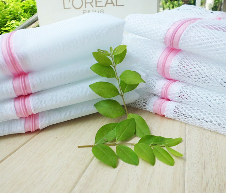 Buy 3pcs three size laundry bag protect clothes from wear and tear on the - Protect clothes colors washing ...