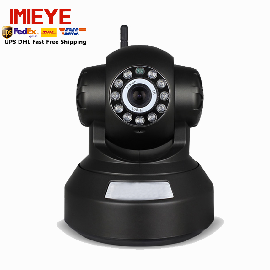 DHL IMIEYE 720p Wifi Mini IP Camera P2P home protection ipcamera Baby mointor Webcam cctv Camera WiFi Wireless IPCamera(China (Mainland))