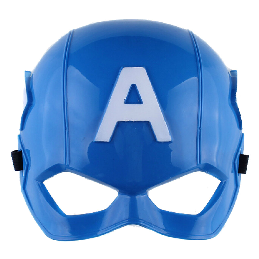 Free shipping halloween movies captain america mask helmet cosplay party gifts fancy masks - Masque de captain america ...