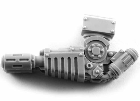 схема плазменная пушка