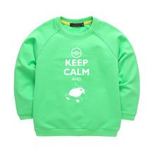 Cute Funny Pokemon Snorlax Sweatshirts for kids Spring Autumn Boys Girls Tops Cartoon Pattern Hoodies T shirts Children Clothing
