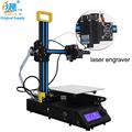 CREALITY 3D CR 8 2 in1 with laser engraving Machine 3D Printer DIY Kit Full Metal