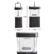 Portable Energy saving Camping Fishing 11 LED Bivouac Lamp Hook Lantern Light S7