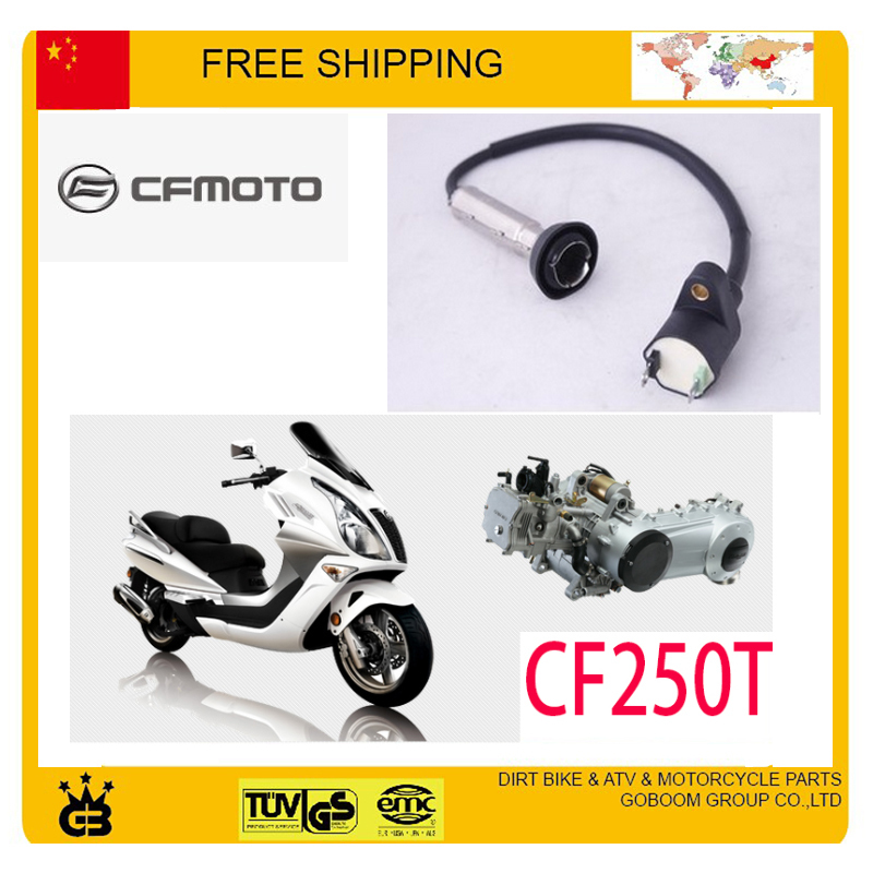CFMOTO PARTS CF250T IGNITION COIL 250CC WATER COOLED ENGINE PARTS free shipping(China (Mainland))