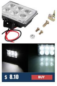 1pc T25 3157 3057 24 LED Car Tail Brake Stop Reverse Turn Signal Light Lamp Wedge Bulb 12V White