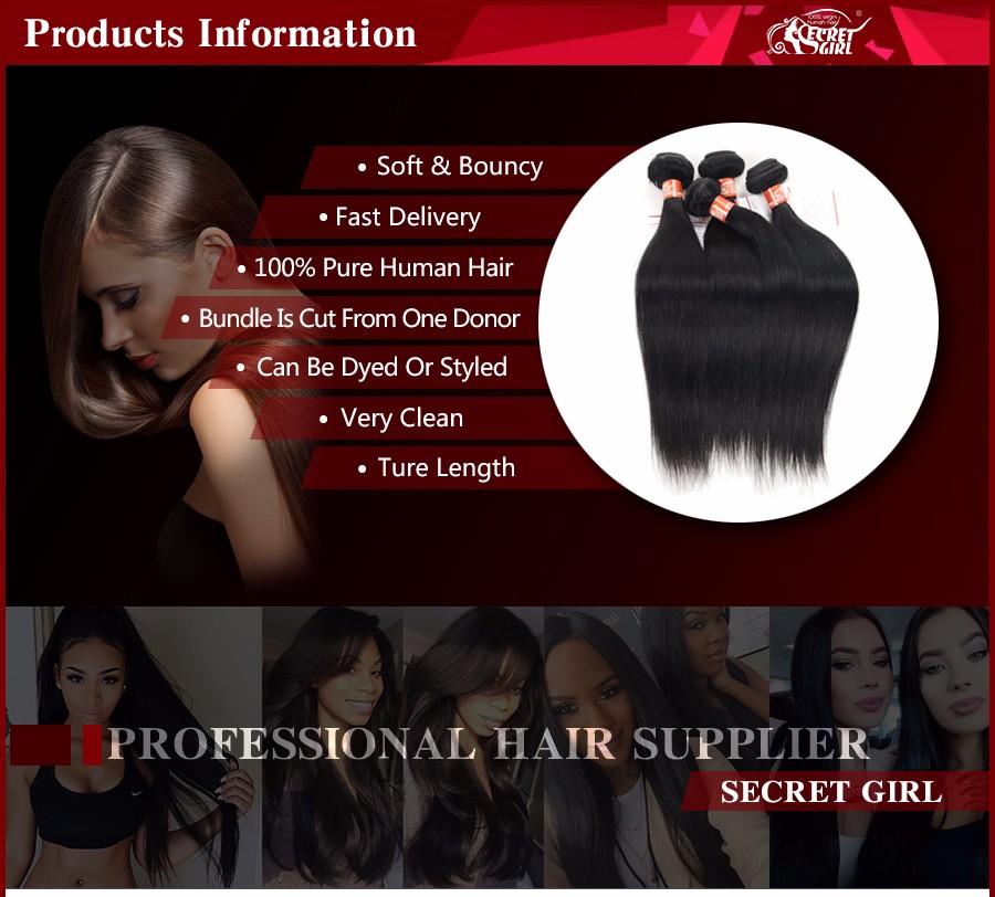 Peruvian Virgin Hair Straight 100g 1 Bundle Grade 7a Unprocessed Human Braiding Hair Bulk Queen Weave Beauty Hair Extensions
