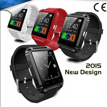 2015 new U8 Bluetooth smart watch  S4 / Note 2, note 3 LG Android HUAWEI millet  smart phone accessories smart watches