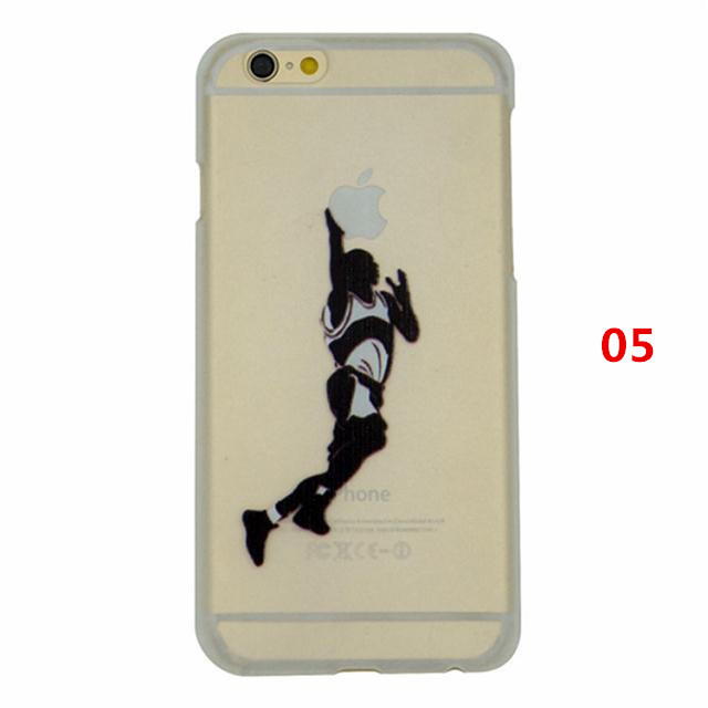 Здесь можно купить  For Apple Iphone 6 Iphone6 Case 4.7 Inch All Star Play Backetball Logo Thin Transparent Cases Cover 100PCS For Apple Iphone 6 Iphone6 Case 4.7 Inch All Star Play Backetball Logo Thin Transparent Cases Cover 100PCS Телефоны и Телекоммуникации