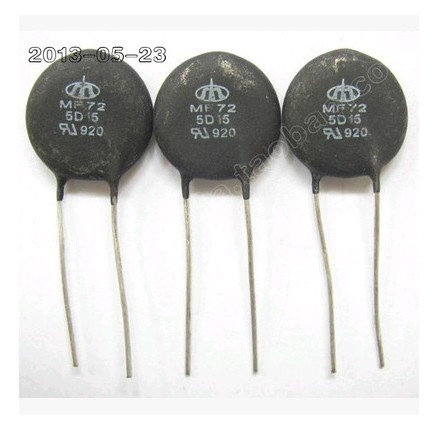 20pcs lot 5D 15 5 Europe 15mm negative temperature thermistor resistance