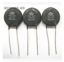 (20pcs/lot )  5D-15 5 Europe 15mm negative temperature thermistor resistance