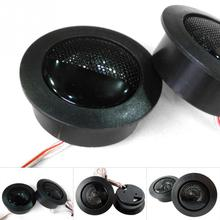 2pcs 40W Power Loud Dome Tweeter Horn Loudspeaker Super Speaker High-Performance Trumpets For Motocycle Car(China (Mainland))