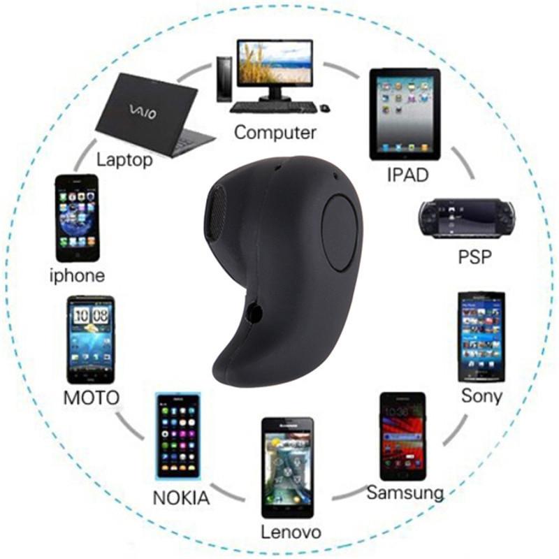 Hotsale Mini Wireless S530 Sport Earphone Bluetooth V4.0 Stereo Headphones Headset with Microphone for iPhone 6 Plus Samsung LG(China (Mainland))