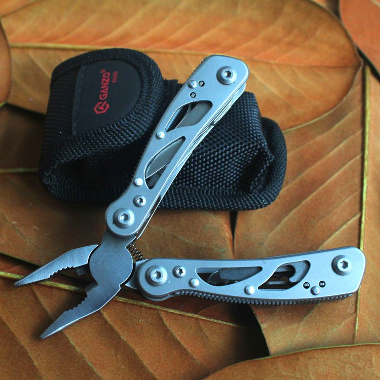 Buy 2015S-Ganzo MINI Multi-function Tool Pliers cutter with Kits -HOME outdoor Hunting Camping Fishing Tools Plier cheap