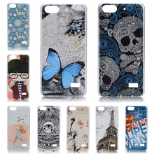 Hot Sale! Fashion Painting Phone Case Huawei Honor 4C C8818 Cases Hard Plastic PC Shell Back Cover Case For Huawei G Play Mini
