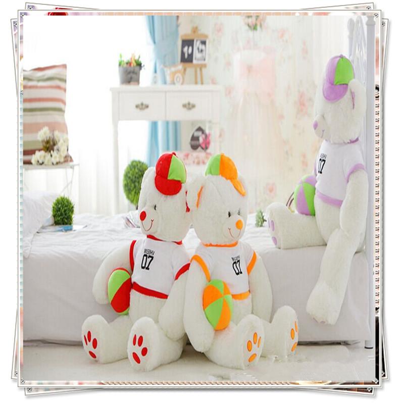 Ty plush animals big teddy bear pokemon plush spongebob minions toys doll valentine day gifts pokemon plush toy plush bear(China (Mainland))
