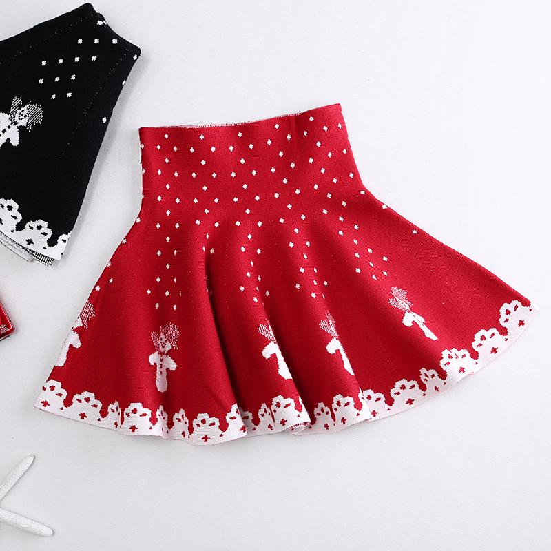 Christmas Skirt Girls Skirts Baby Clothes Children Clothing Beautiful Baby Mini Skirt For Girls ...