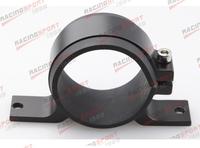 For Bosch 044 Fuel Pump Bracket Anodised single Billet Aluminium Filter Clamp Cradle
