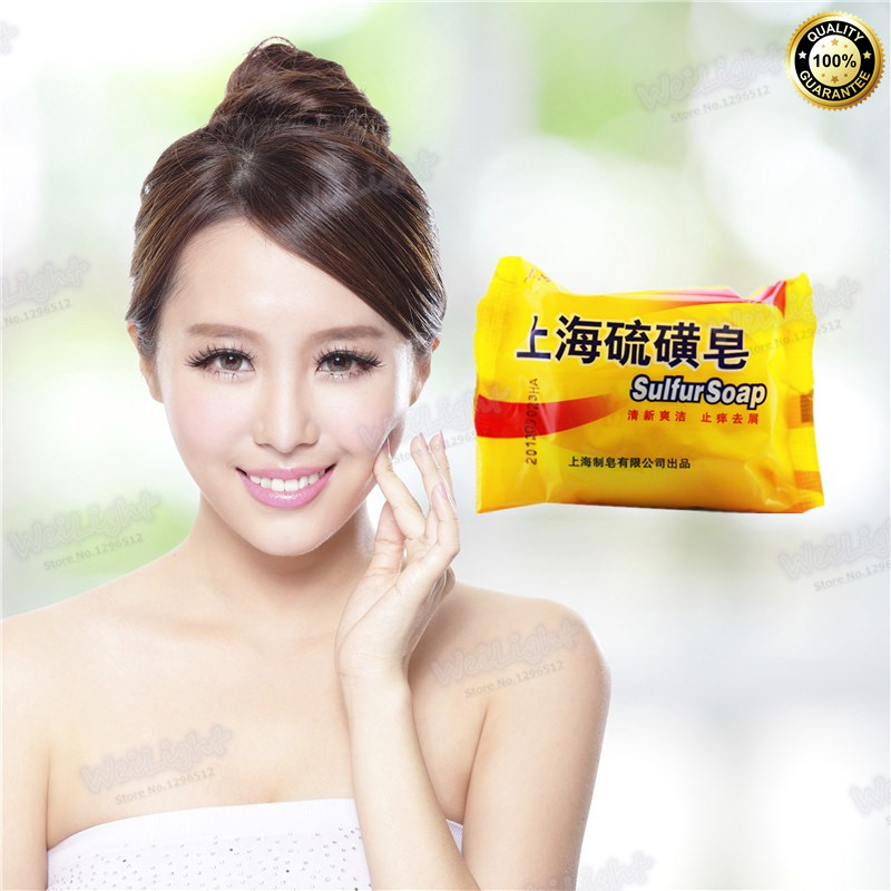 80g Whitening Enzyme Full-Body Sulfur Soap Periareolar Pink Body Soap Papilla Clinched Handmade Soap(China (Mainland))