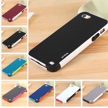 Rubber Mobile Phone Cases For iPhone6 5 5s Back Hybrid Case Mobile Phone Bag Cases Shockproof Fit for New iPhone 6 6s
