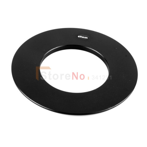 10pcs 49mm Adapter Ring for Cokin P series Square Lens Hood and filter holder(China (Mainland))