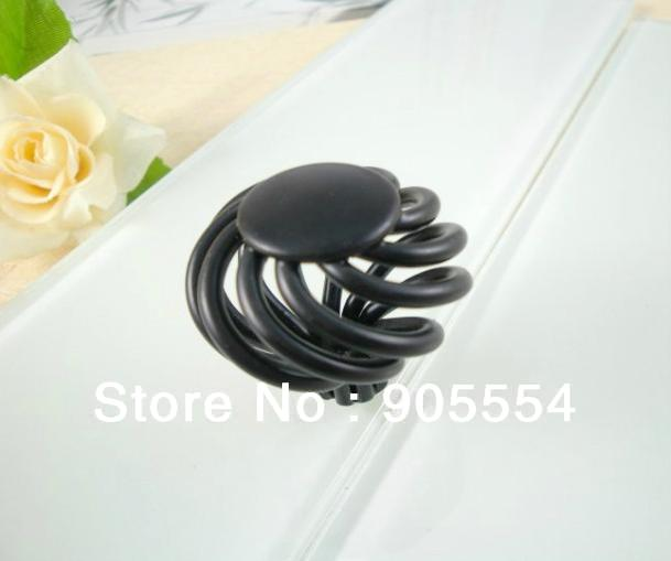 D35xH35mm Free shipping Classic round birdcage cabinet knob furniture handle\drawer knob<br><br>Aliexpress