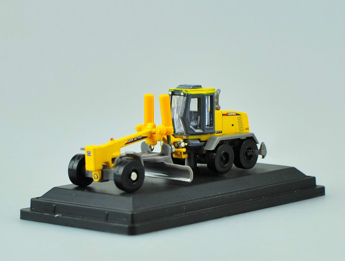 1/87 Engineering Car Truck Motor Grader Car Styling Model Best Collection Gift Decoration(China (Mainland))