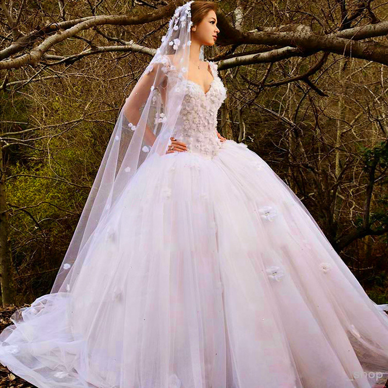 Buy wedding dress 2015 hot sale for Wedding dresses ball gown style