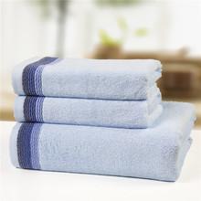 Buy 3pcs/set Soft Bamboo Fiber Towel Set Bathroom Includes 1 Bath Towel 70x140 cm 2 Hand Towels 33x77cm for $34.03 in AliExpress store