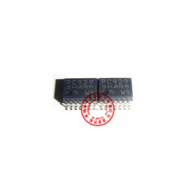 Free shipping 20pcs/lot Monopoly PC929 optocoupler PC923 equal ancillary sales original Product(China (Mainland))