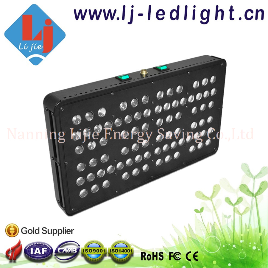 High Lumen Apollo 8 400W LED Grow Light Red /Blue= 8:1 Best for Flower Blooming Stages Factory Direct Offer(China (Mainland))