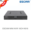 ESCAM K616 NVR HD 1080P 16CH Network Video Recorder H 264 HDMI VGA Video Output Support